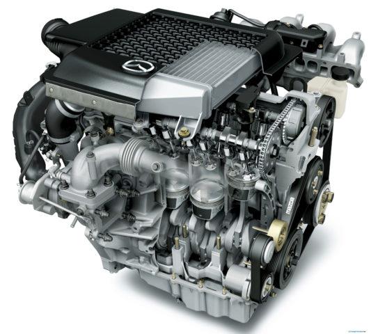 Silnik Mazda