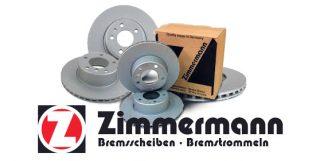 PROMOCJA na cześci układu hamulcowego niemieckiej firmy ZIMMERMANN