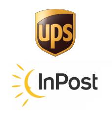 Przesyłki kurierskie UPS / paczkomaty INPOST