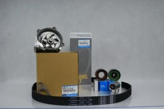 Rozrząd oryginalny zpompą wody Mazda 6, 5, 3 CiTD DPF