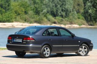 Test: Mazda 626 2.0 DiTD 98-02r