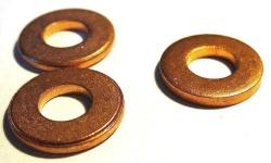 Podkładki pod wtryski do silnika Mazda 2.0 DiTD / CiTD